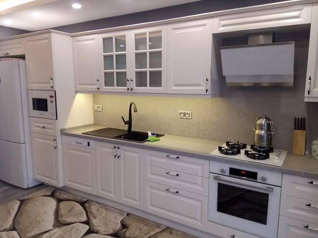 Mutfak Dolabı Renkleri, beyaz mutfak dolapları, bambu mutfak dolabı, siyah mutfak dolabı, antrasit mutfak dolabı